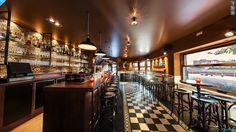 ROZETTA black #DARK   BALTHAZAR café-bistro #project 8500 Kortrijk BE  [www.balthazar-kortrijk.be]