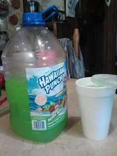 Jungle Juice!!!!  All you need is green berry rush Hawaiian punch,2 litter 7 up and a lg can of pineapple juice! Great as punch for a shower or birhtday party or Anytime!!!!