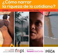 #Recomendado: 4 cortometrajes de no ficción realizados por talleristas de la FNPI, muestran el valor documental de las historias mínimas. Míralos aquí: http://videoennelsonmandela.fnpi.org/los-documentales/