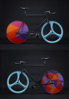 Ryan MacPherson's custom bike.