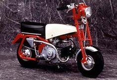 1961 Honda Z100