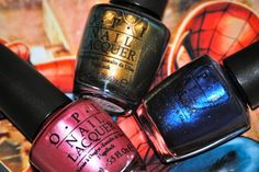 Spiderman Collection OPI