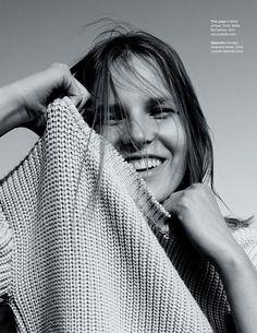 Суви Копонен на обложке Telegraph Magazine (Интернет-журнал ETODAY)  Editorial Fashion, Beauty ca3a846cd64