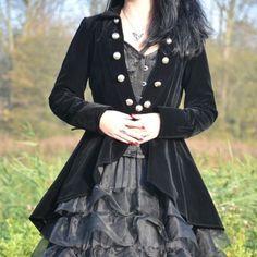 Star Dina Victorian Jacket - Kleding