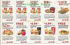 Wendys Coupons PROMO expires May 2020 Hurry up for a BIG SAVERS Wendy 's is a nationwide fast - food restaurant. Free Food Coupons, Cigarette Coupons Free Printable, Free Printable Coupons, Grocery Coupons, Free Printables, Couponing 101, Extreme Couponing, Wendys Coupons, Dollar General Couponing