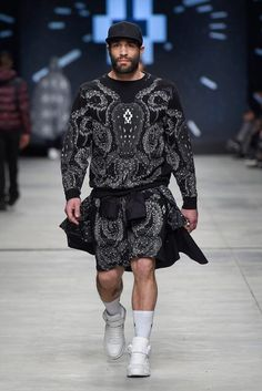 Marcelo Burlon County of Milan, Look #16