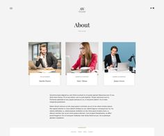 Website for accountants and accounting company Accounting Firms, Create Website, First Contact, Business