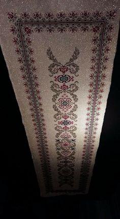 Μοναδικο Cross Stitch Embroidery, Cross Stitch Patterns, Bling, Crochet, Cross Stitch, Punto De Cruz, Dots, Pattern, Jewel