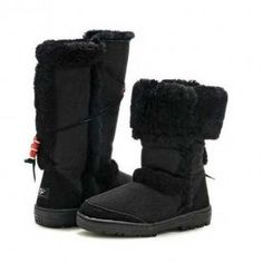 ugg women snow boots uk sale in black