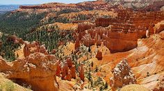 Sunrise Point view- Bryce Canyon National Park