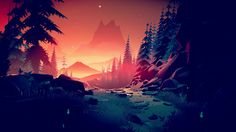 stylised environments unity - Google Search