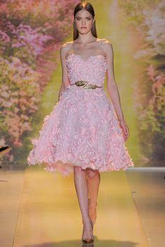 Zuhair Murad Haute Couture Spring Summer 2014 #SS14