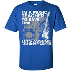 The perfect (and funny) music graduation gift idea for future music teachers graduating college! Believe me, they will need it!   Music Teacher T-Shirt   Graduation Gift Ideas Music @musicreadsavant