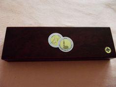 2 Euro Gedenkmünzen Set 2008 Hamburg alle Prägungen im Etui Holzbox
