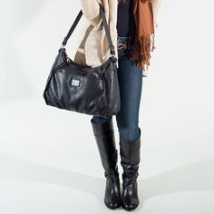 "Grace Adele ""Lily"" bag, in black"