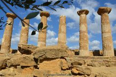 Temple Hercule - Agrigente