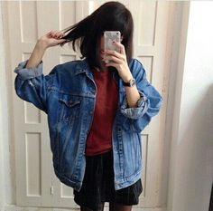 Image de girl, fashion, and grunge