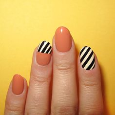 Beetlejuice Stripes