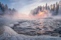 Talvi Winter Solstice, Beautiful Scenery, Four Seasons, Nature Photos, Finland, Chill, Wonderland, Images, Pictures