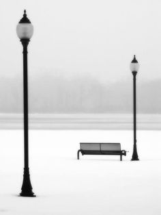 Center Lake ~ Warsaw, Indiana my favorite place in the entire world I Love Snow, I Love Winter, Winter Fun, Shutter Photography, Minimal Photography, Black And White Photography, Warsaw Indiana, Snow Forest, Go Outdoors