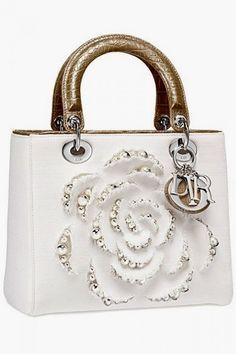 3365d5442 Mulher provocante: Christian Dior - primavera, verão 2013 Lady Dior bolsas
