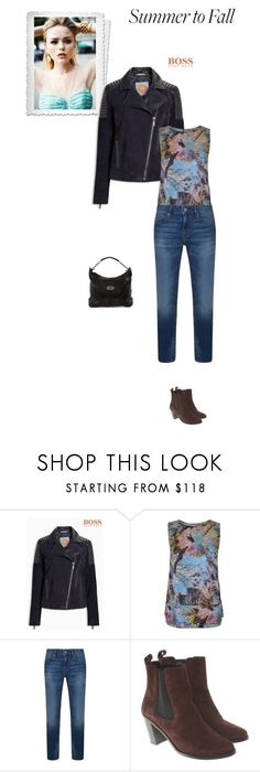 """""""Unbenannt #8357"""" by pretty-girl-in-fashion ❤ liked on Polyvore featuring BOSS Orange"""