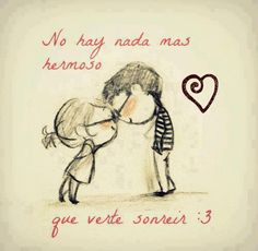 Imagen relacionada This Is Love, Love Of My Life, I Love You, Girly Quotes, Me Quotes, Couple Drawings, Cute Couples Goals, More Than Words, Spanish Quotes