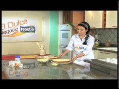 Cobertura de Crema, Dulce de Leche y Cacao - Rellenos y Coberturas - Recetas de Torta YA! - YouTube