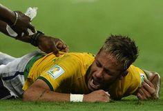 Periódico literario Cristiano: Neymar agradecido;aquí te contamos sobre su regreso al campamento y sus raíces Evangélicas.