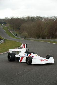 1974 Hesketh 308 Formula 1 Car ヘスケス