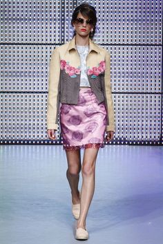 Holly Fulton Spring 2013 Ready-to-Wear Fashion Show - Jefimija Jokic