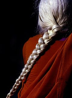Dare to be...crone... The term Crone too often is thought of as a negative term. It simply means an older, wise woman; a source of wisdom that is achieved over time. Crone, comes from the Greek word for time, chronos...