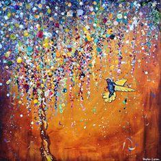 Hummingbird Workshop: Online Painting Workshop with Stephen Lursen. www.stephenlursen.com