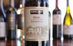 The Reverse Wine Snob: Kirkland Signature Rioja Reserva 2009 - Costco Scores Again. Insane value at just $6.99 a bottle. http://www.reversewinesnob.com/2015/02/kirkland-signature-rioja-reserva.html