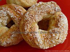 Печенье «Сахарные колечки» - бесконечно вкусно, невероятно легко и просто экономно