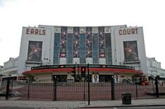 Earls Court Exhibition Centre. Sadly being demolished as I write this. Always loved the Royal Tournament, even saw Queen Elizabeth there! Later saw The Rolling Stones, Led Zeppelin and Elton John. Even did a bit of exhibition cleaning now and again.