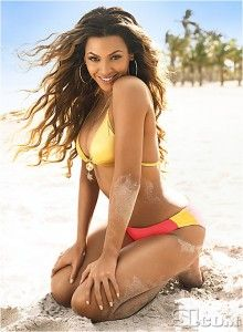 I would be more than happy to look like this in a bikini...this summer is the goal!