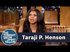 The Tonight Show Starring Jimmy Fallon: Jussie Smollett Caught Taraji P. Henson Dozing on the Empire Set