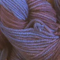 Lorna's Laces Cloudgate – Must Love Yarn  This washable yarn is heavy weight #washableyarn #lornaslaces #superwash
