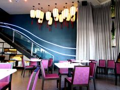 New restaurant SILK ROAD offers to the cosmopolitans of Metro Manila modern Thai cuisine inspired by the famous Nahm Restaurant in Bangkok. SILK ROAD is located at the Net Quad Corporate Centre in Bonifacio Global City.