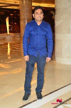 A. R. Rahman at O Kadhal Kanmani Audio Success Press Meet