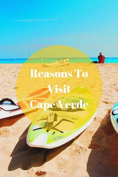 The reasons why you need to visit Cape Verde at least once are here # WILDLIFE Oh The Places You'll Go, Cool Places To Visit, Cape Verde Holidays, Cap Vert, Verde Island, Le Cap, Honeymoon Spots, Travel Destinations, Winter Sun Destinations