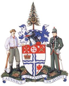Ottawa coat of arms