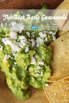 The king of dips! The sauce that eats like a meal! The backyard dinner party's best friend and all-time-greatest guest of honor! Nothing beats a simple bowl of good guacamole as an appetizer or snack. The secret to packing in the flavor is using a mortar and pestle.
