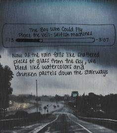 my edits lyrics pierce the veil vic fuentes the boy who could fly counterpieces