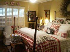 Acogedor dormitorio
