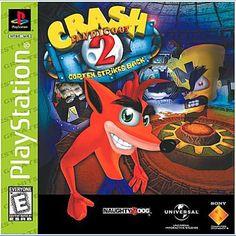 Crash Bandicoot 2: Cortex Strikes Back Universal Interactive Studios http://www.amazon.com/dp/B00000I1BR/ref=cm_sw_r_pi_dp_rIWKwb1CABEDG