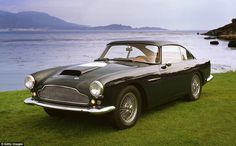 How it could look: A file picture of a1959 Aston Martin DB4.There were about 1,100 DB4 Series III cars manufactured from 1958 to 1963