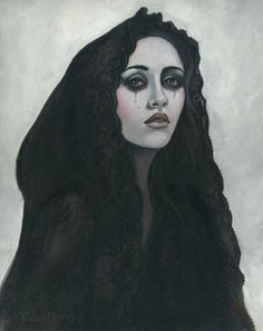 """La Llorona"" - Cate Rangel."
