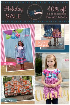 Holiday SALE! | Izzy and Ivy Designs